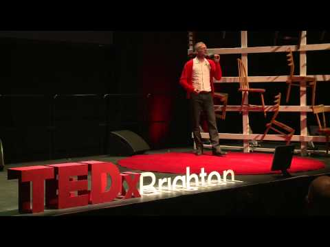 The Adventure of Grief: Dr Geoff Warburton at TEDxBrighton