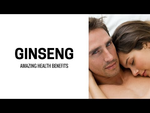 Ginseng complex | Ginseng amazing health benefits |