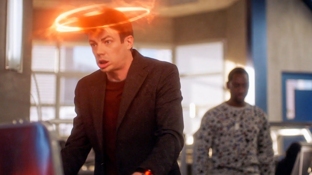 Download The Wellses Are Inside Barry's Mind - The Flash 7x01