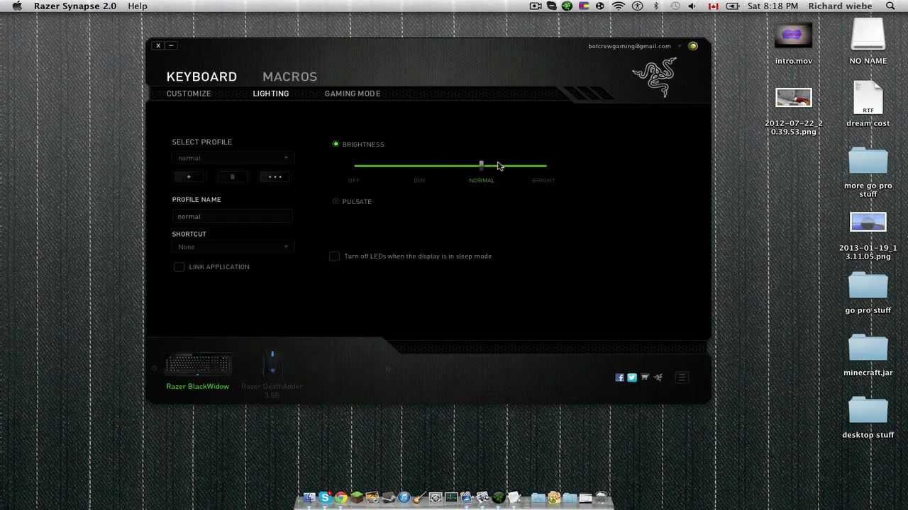 Razer Synapse 2 0 review mac