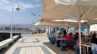 Gran Canaria Playa de Arinaga Beach Boardwalk Excursion Tip 2019 4K