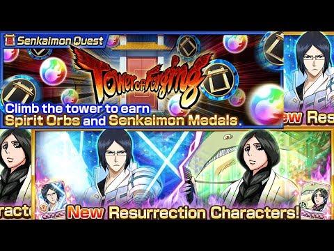 Bleach Brave Souls: Sekaimon de VOLTA!!! E Uryu e Retsu Ressurrecion - Recados da BGS - Omega Play
