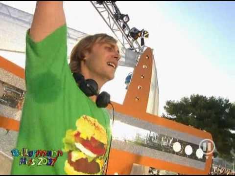 David Guetta feat Chris Willis Love Is Gone Live