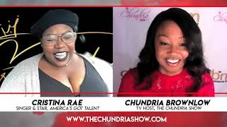 Cristina Rae Talks Life After America's Got Talent And Her  Dreamgirls Performance on Clubhouse