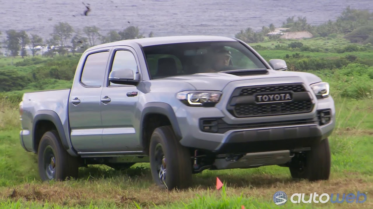 Best Small Truck 2018 Toyota Tacoma Autoweb Er S Choice Award Winner