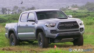 Best Small Truck: 2018 Toyota Tacoma - AutoWeb Buyer's Choice Award Winner