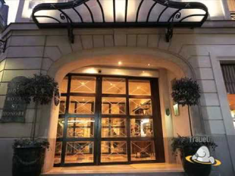 TravelMole Publisher Review: Hotel Royal Saint-Honore