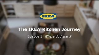 kitchen cabinets, appliances, design - ikea