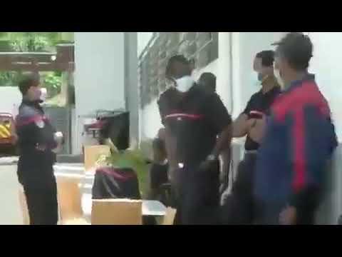 Download Guadeloupe les sapeurs pompiers témoignent  sur la réalité. Ils ne sont ni débordés, ni en rupture..