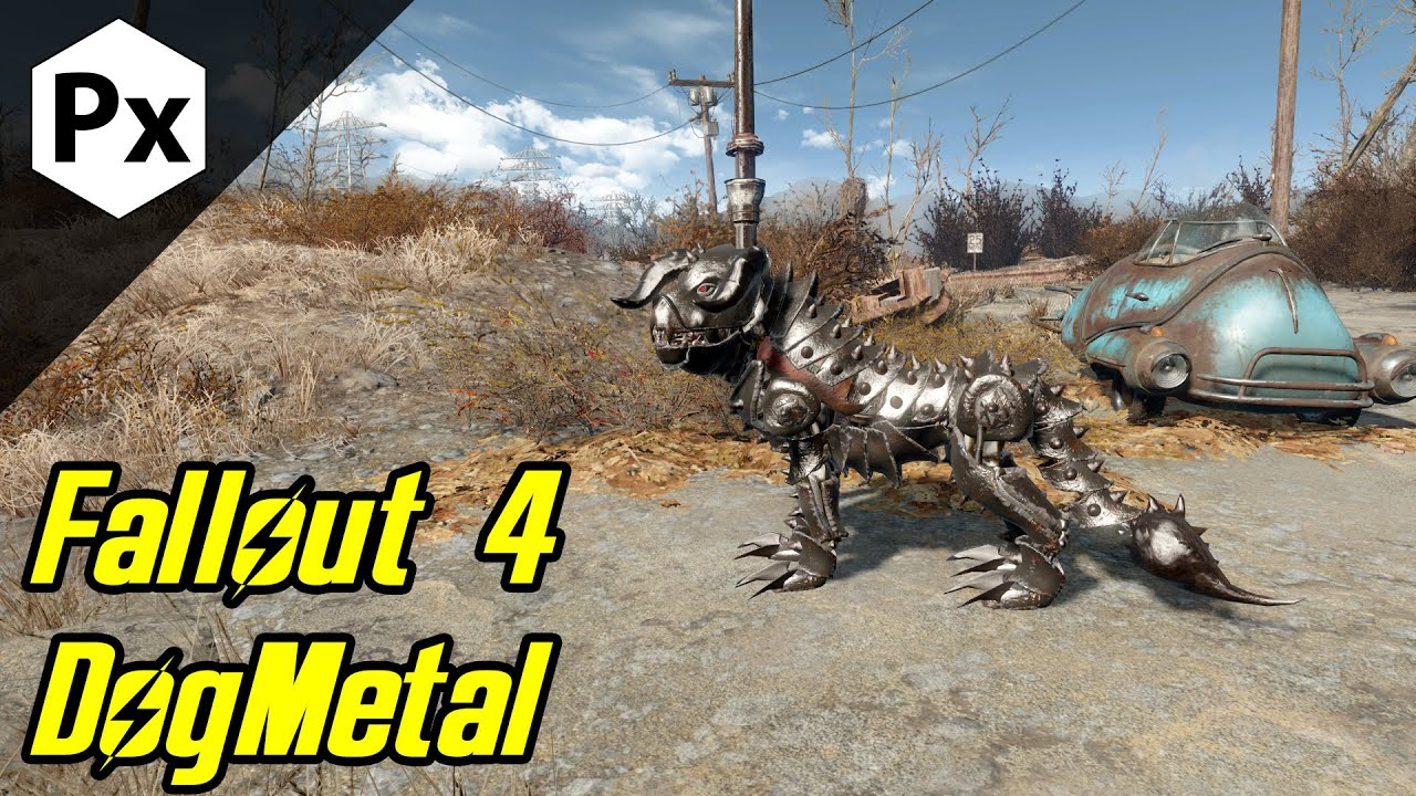 Xbox One Fallout 4 Power Armor Mods Wiring Diagrams The Stereophone Based On That Wm2002 Designs Drives Scheme Dave Mod Dogmetal Dogmeat Robot Youtube Models Art