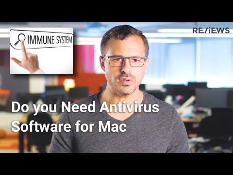 Do You Need An Antivirus For Mac?