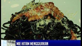 Mie Hitam, kuliner unik dan menarik bagi para pecinta kuliner - BIM 19/01