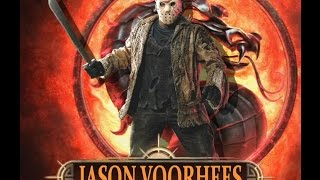 Jason voorhees VS a spammer, ragequitter and a salty player