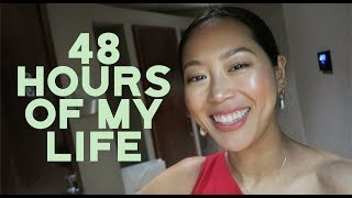 48 Hours of My Life + Barcelona Travel Vlog | Aimee Song