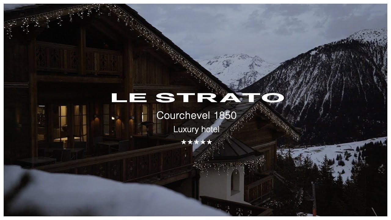Hôtel Le Strato Courchevel