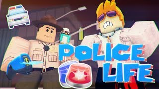 POLICE LIFE: HACKER GETS ARRESTED! - Roblox Jailbreak Roleplay Animations