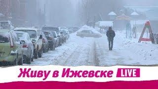 Живу в Ижевске 22.01.2018