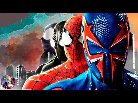 Игры Человек паук -
