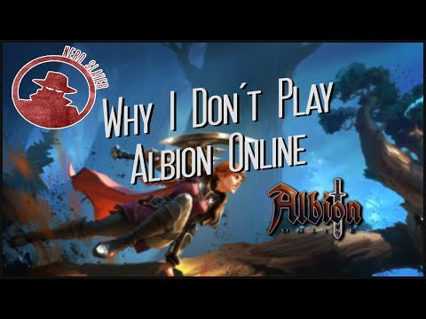 Why I Don't Play Albion Online.