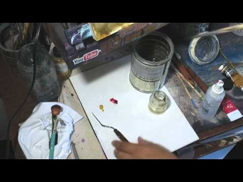 "Tip: ""How to Glaze an Oil Painting"""
