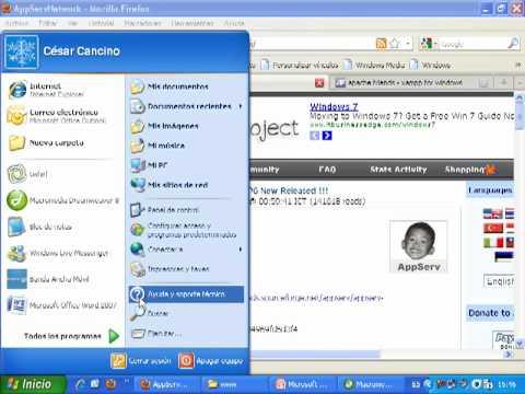 VideoTutorial 1 del Curso de PHP y MySQL
