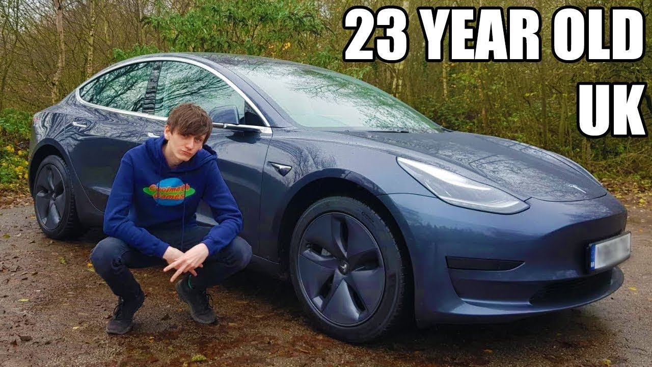 How Much Is The Car Insurance On My Tesla Model 3 Uk Youtube
