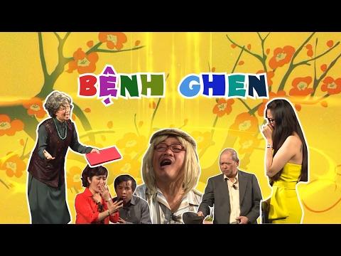 Bệnh Ghen | Phim Hài Tết 2017