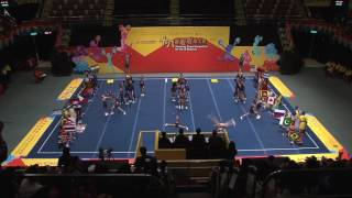 The 6th Hong Kong Games Cheering Team Competition for the 18th District (Yau Tsim Mong)