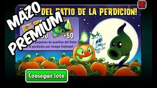PvZ 2 - Mazo de Halloween - Batallaz Online #60