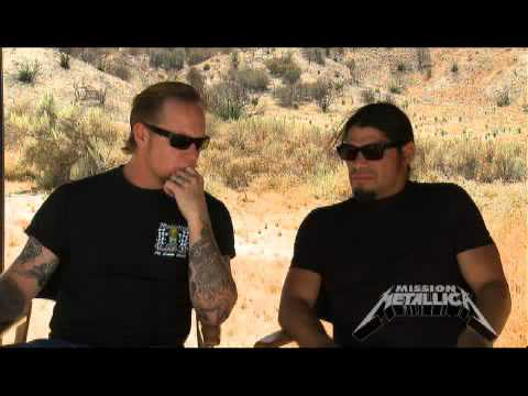 """Mission Metallica: Death Magnetic Track by Track - """"The Unforgiven III"""" Thumbnail image"""
