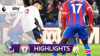 Wahnsinn! Liverpool schlägt erneut spät zu | Crystal Palace - FC Liverpool 1:2 | Highlights