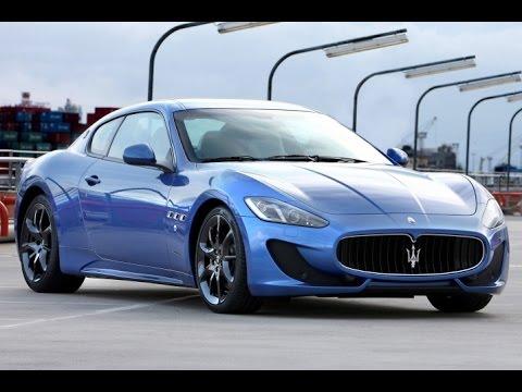 Maserati GranTurismo 2016 Car Review - YouTube