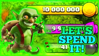 TH11 FULL LOOT SPREE!   CLASH OF CLANS   ROAD TO TH12  