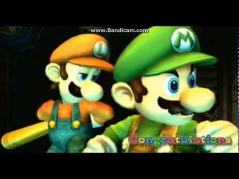 Luigi Congratulations Cutscene YouTube