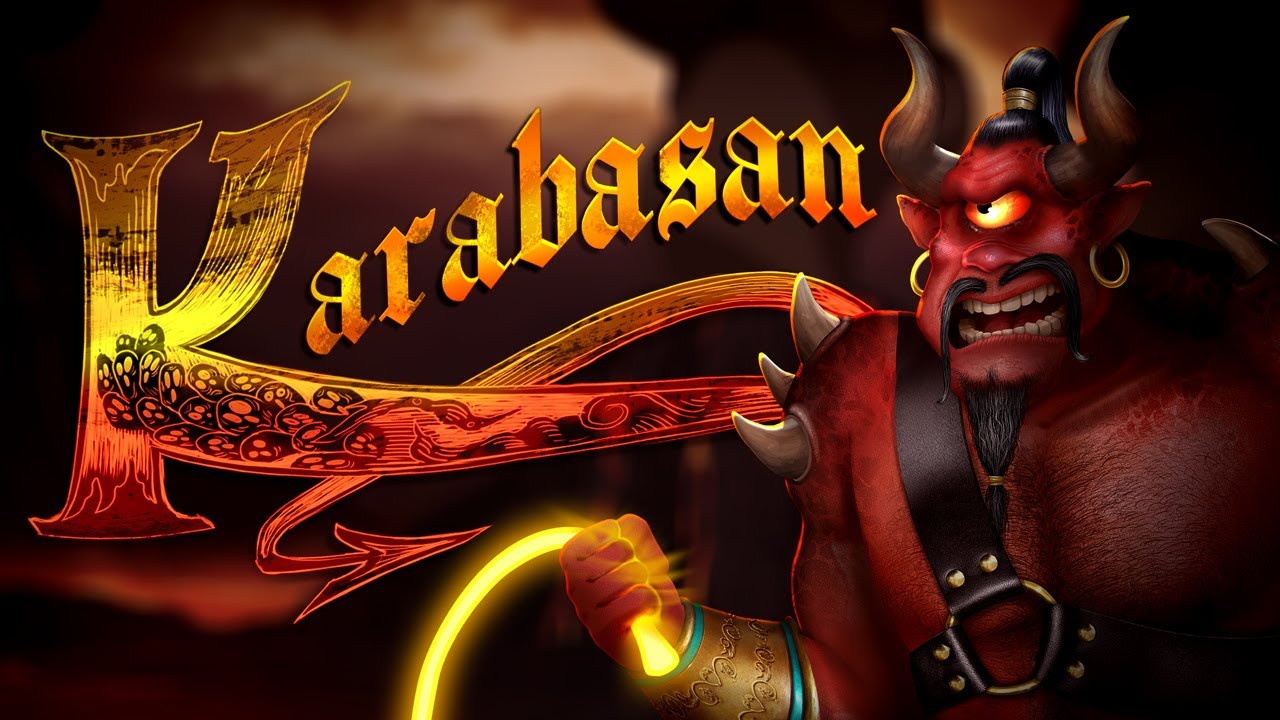 Karabasan - Les histoires bizarres du professeur Zarbi