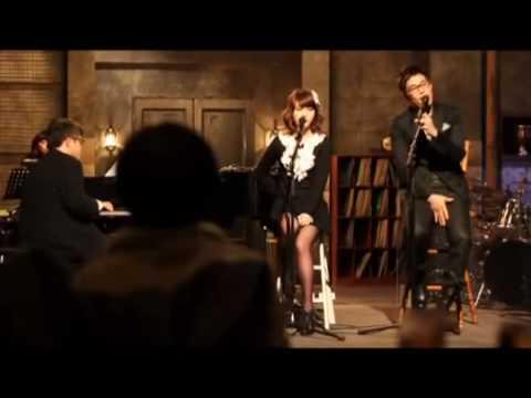 [Fancam] IU & Na Yoon Kwon - Way Back Into Love on A-Live