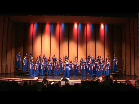 Women's Choir-A La Nanita Nana