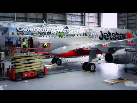 Timelapse: Applying Jetstar