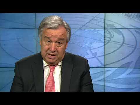 Dia Mundial de la Radio 2018: António Guterres, Secretario General de las Naciones Unidas