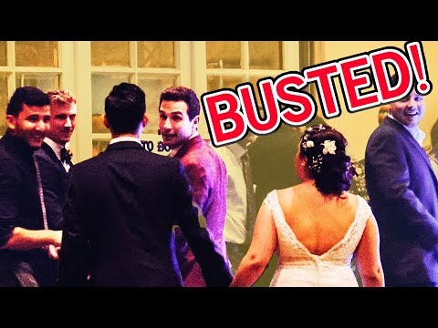 WE CRASHED A STRANGER'S WEDDING