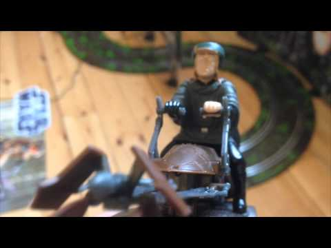 Scalextric Star Wars Battle Of Endor