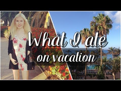 Canary Islands Travel & Food Diary