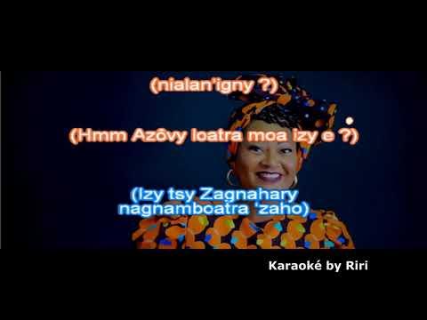 Ao raha atokisako Dah Mama & Lous Fah karaoké by Riri