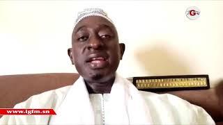 Serigne Mame Cheikh M'backé Khadim Awa Bâ