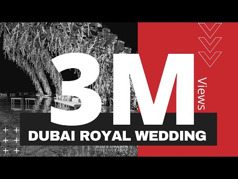 Dubai Royal Wedding - Sheikha Aysha & Sheikh Rashid