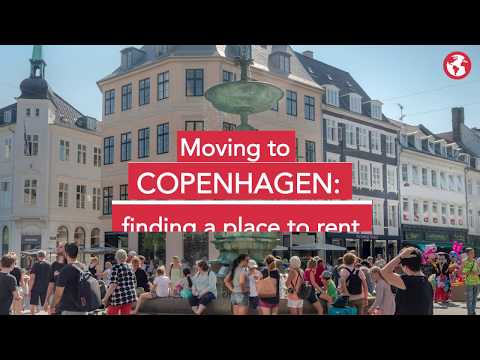 Moving to Copenhagen Finding a place to rent