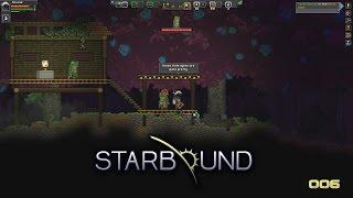 Starbound 1.0 #006   Die Suche nach einem Floran-Dorf [Deutsch   German]