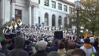 Notre Dame Marching Band - Damsha Bua [USC Game 2013]