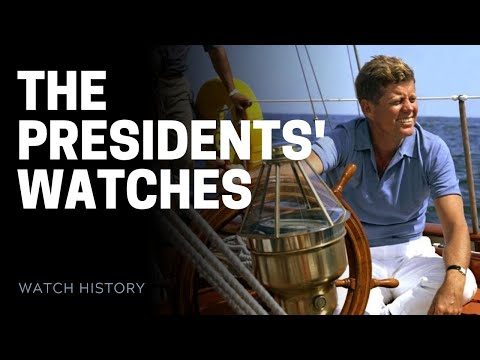 The Presidents' Watches | SwissWatchExpo [Watch Collection]