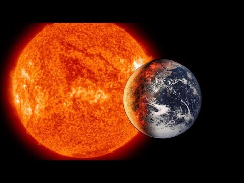 Глобальное потепление (рассказывает профессор Раймонс Каспаринскис)